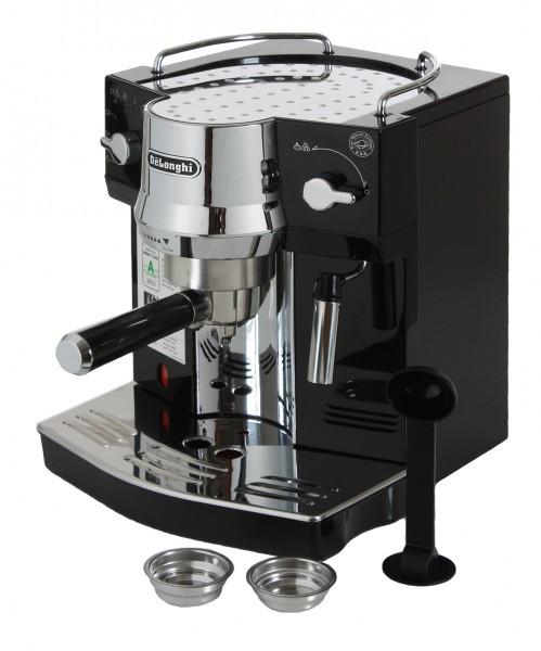 delonghi ec820 b siebtr ger espressomaschine schwarz tia mobiteli. Black Bedroom Furniture Sets. Home Design Ideas