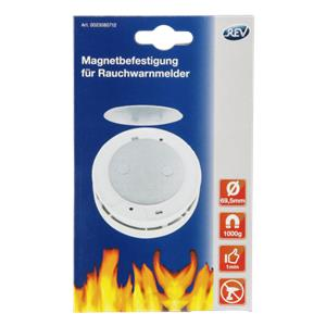 REV Magnet Mount for Smoke Detector