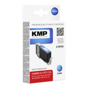 KMP C107CX ink cartridge