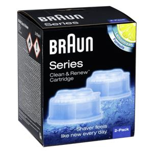 Braun cleaning cartridge