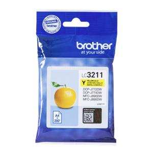 Brother LC-3211 Y yellow