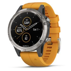 Garmin fenix 5 Plus Sapp