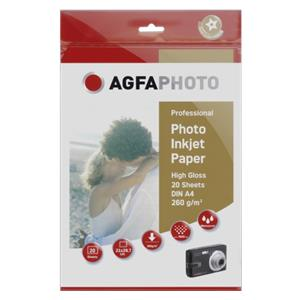 AgfaPhoto Professional Photo Paper 260 g A 4 20 Sheets