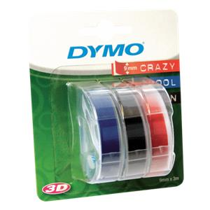 3x1 Dymo Embossing Label