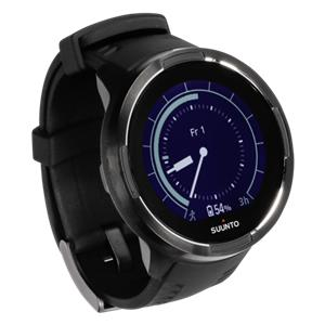Suunto 9 Baro + HR black