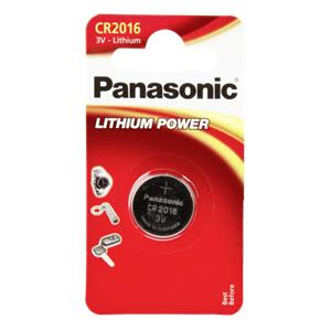 1 Panasonic CR 2016 Lith