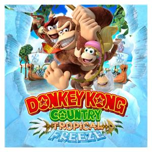 Donkey Kong Country Tropical Freeze Switch Game