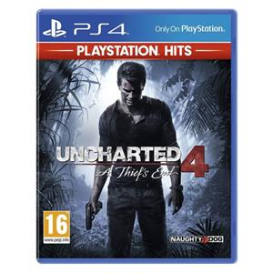 Uncharted 4: A Thief's E