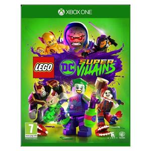 Lego DC Super Villains X