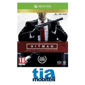 HITMAN: DEFINITIVE Steel