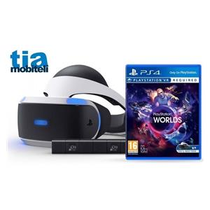 PlayStation VR + VR Worl