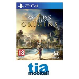 Assassin's Creed Origins Standard Edition PS4