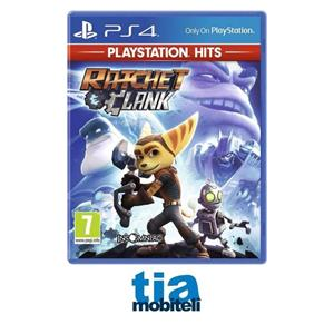 Ratchet and Clank PS4 HI